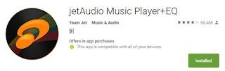 Aplikasi Pemutar Musik no 5