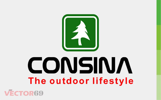 Consina Logo - Download Vector File CDR (CorelDraw)