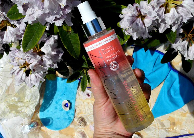 Kosmetyki St.Tropez - Bronzing Water Mist Samoopalająca Mgiełka do ciała
