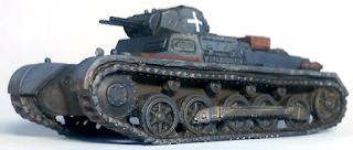 Blitzkrieg Miniatures 1/56 Panzer 1