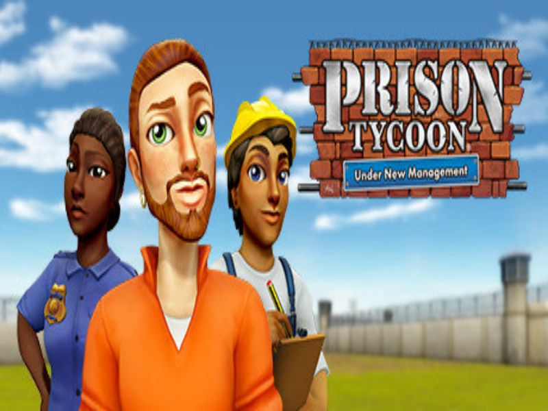 Download Prison Tycoon Under New Management Game PC Free