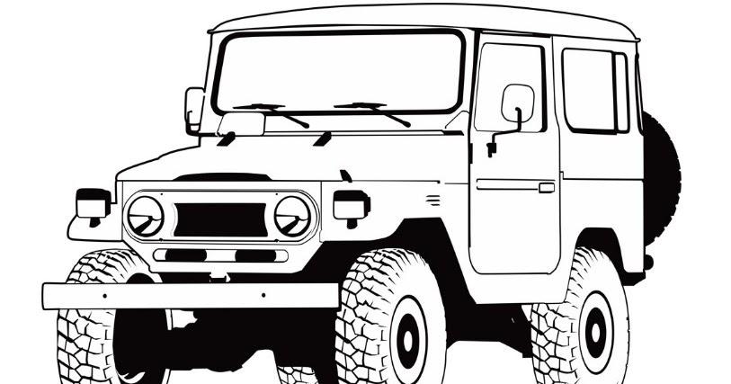 Gambar Gambar Mobil Jeep Gambar Mobil Dan Motor Keren