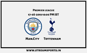 EPL:Man.city V/s. Tottenham Preview and Lineup
