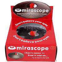 Le Mirascope : la 3D sans électronique