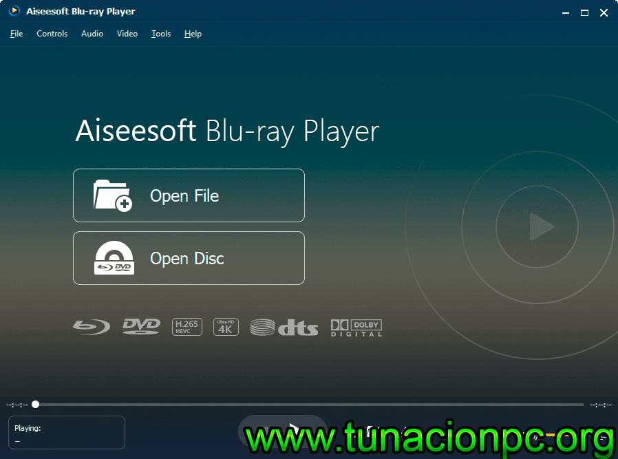 Descargar Aiseesoft Blu-ray Player