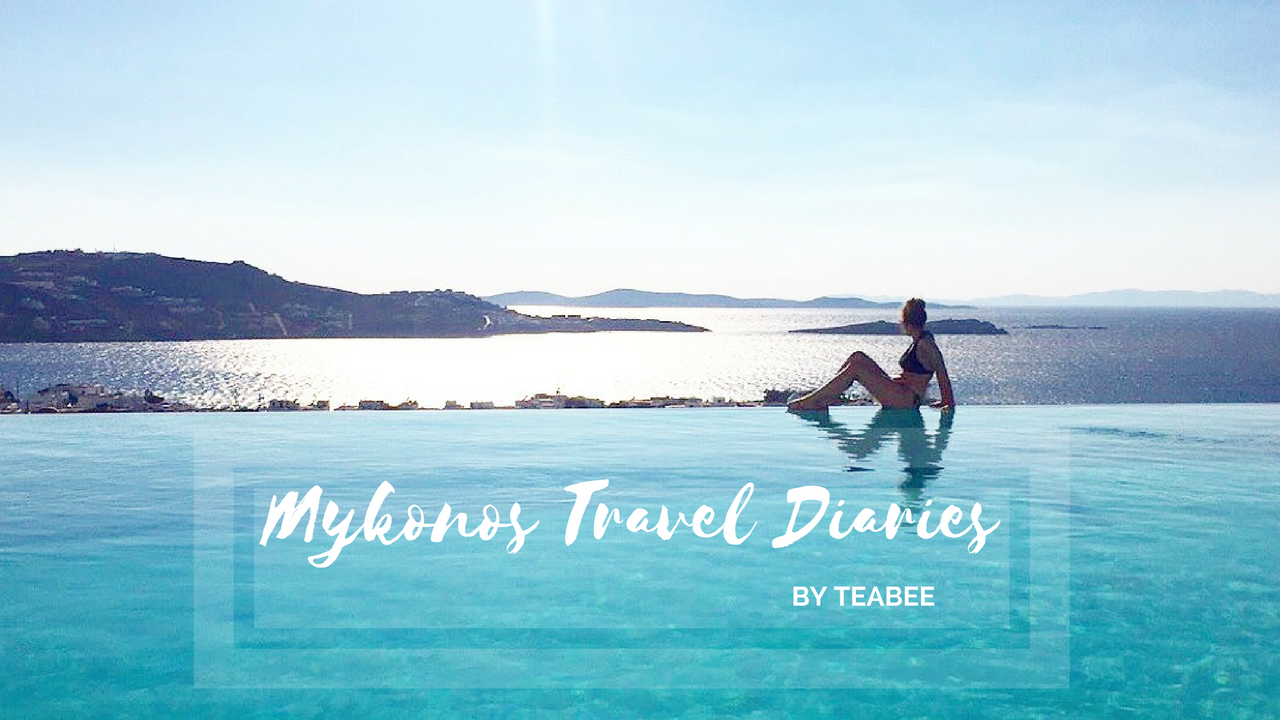 Mykonos Travel Diaries