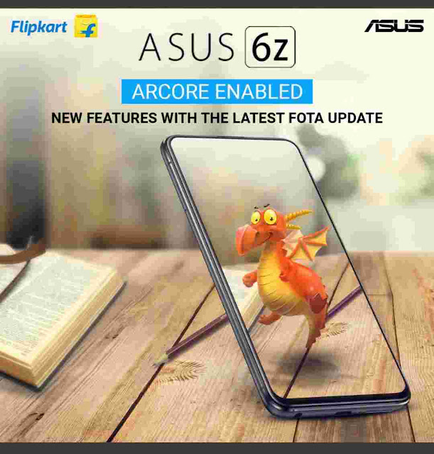 Asus Fota updates