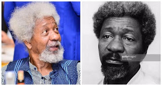Wole Soyinka Shares Throwback Pictures As He Clocks 83