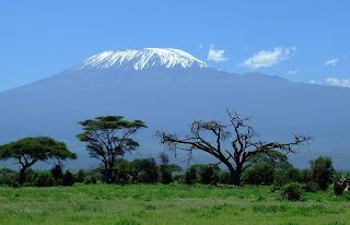 I hvilket land vil du finne Kilimanjaro-fjellet?