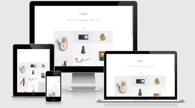 Cygnus-Clean-minimalistic-portfolio-theme