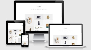 Cygnus - Clean Minimalistic portfolio theme