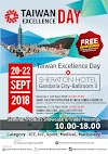 Ikuti Seminar Smart City dan pameran di Taiwan Excellence Day 20-22 Sep 2018