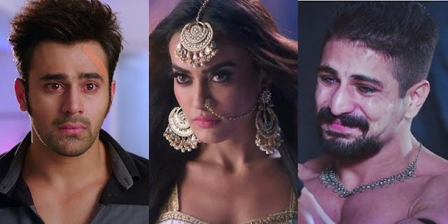 Naagin 3 Spoiler Alert : Bela  and Mahir's  break up, new enemy takes advantage
