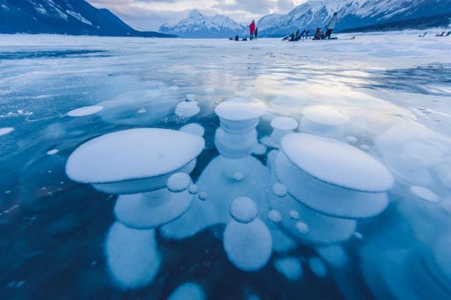 bubble lake