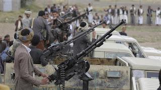 Teroris Syiah Houtsi Klaim Tembakkan Rudal di Marib, 8 Tentara Yaman Tewas
