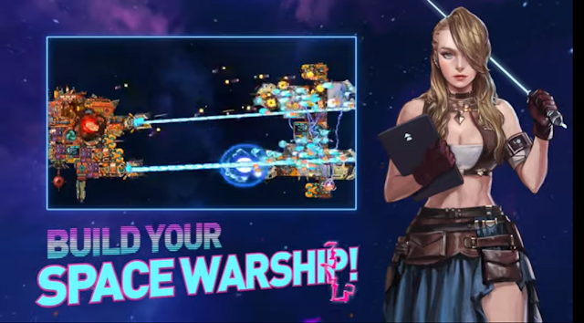 "UTPlus Interactive Announced the Launch for the Global Service of ""Cosmic Wars - The Galactic Battle"""