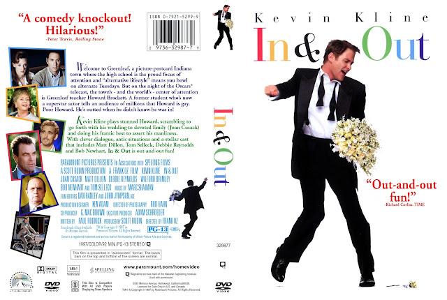 In & Out DVD Cover