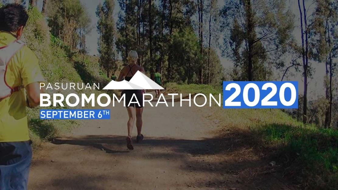 Pasuruan Bromo Marathon • 2020