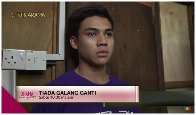 Telefilem | Tiada Galang Ganti (Cerekarama TV3)