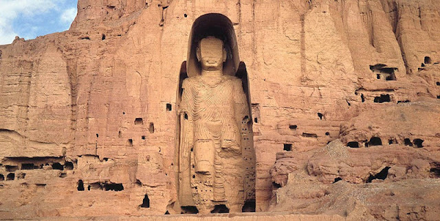 Estatuas Buda Bamiyan Afganistan