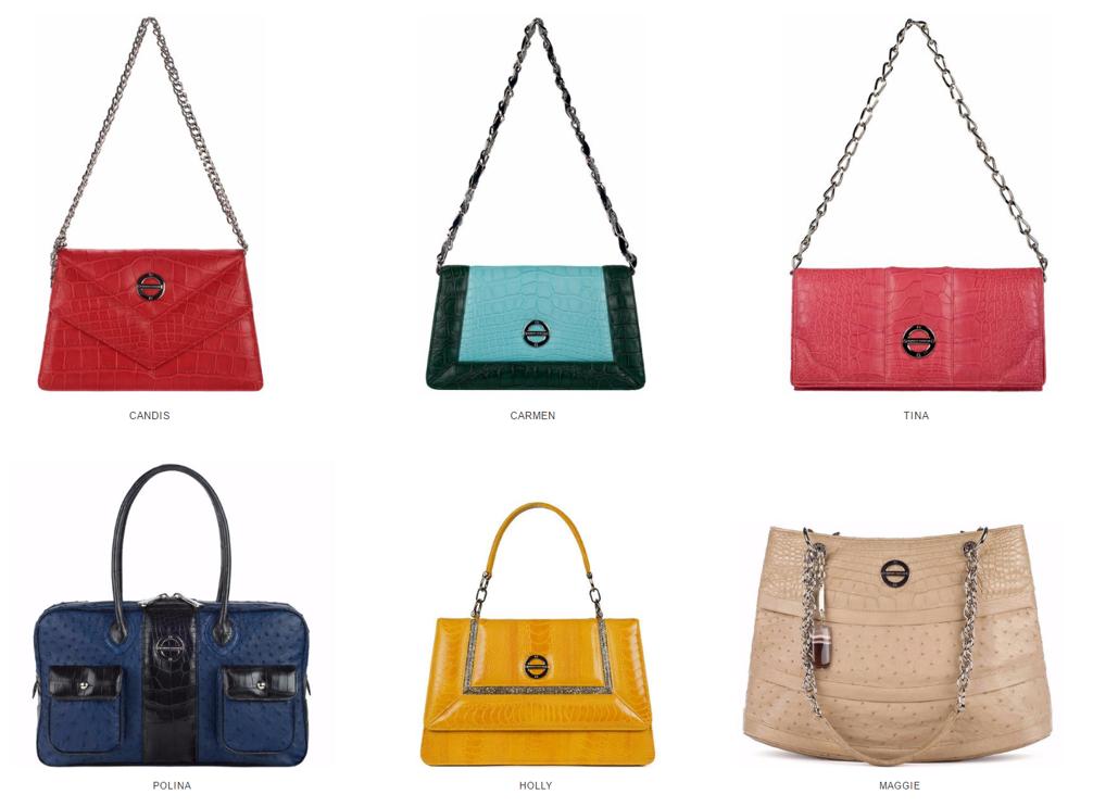 Farbod Barsum Handbags Accessories