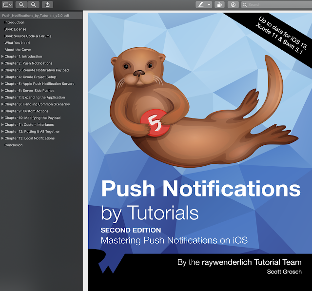 Push Notifications By Tutorial