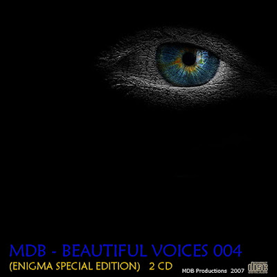 MDB – BEAUTIFUL VOICES 004 (ENIGMA SPECIAL EDITION)(2007)
