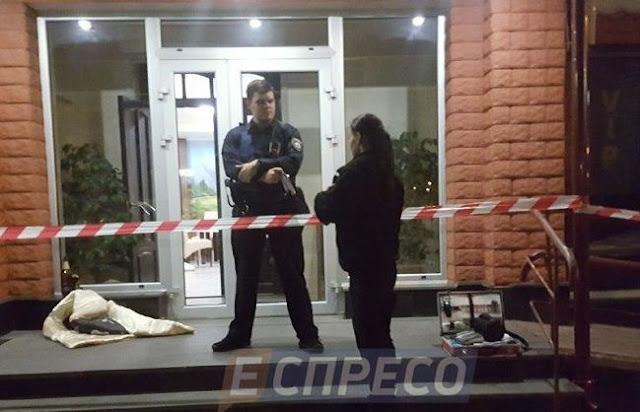 У Києві власник ресторану відкрив стрілянину по відвідувачам: одна людина загинула, двоє поранених