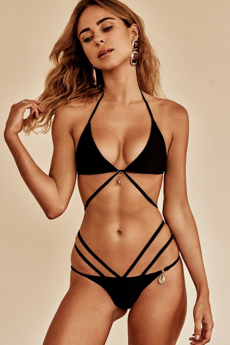 Kimberley Garner – Latest Bikini Collection in Miami December 2019
