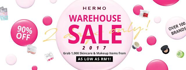 Hermo Warehouse Sale