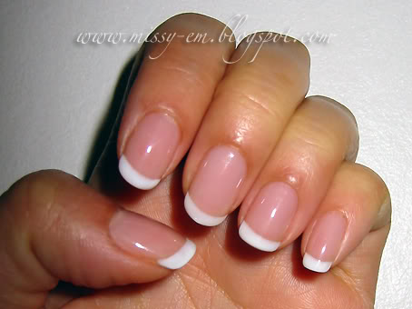 Natural looking gel nails - Awesome Nail