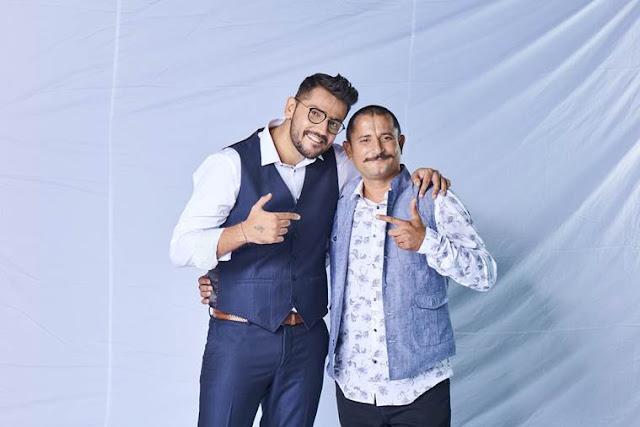 RomilChuadharyand Nirmal Singh bigg boss 12
