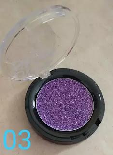 sfr eyeshadow palette mini