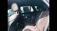 Mercedes GLC 300 4MATIC 2018 đã qua sử dụng nội thất Nâu Espresso