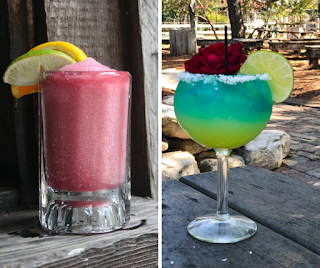 Specialty drinks- Gristmill River Restaurant & Bar in Gruene, Texas