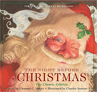 The Night Before Christmas : A Magical Cut-Paper Edition, The New York Times Bestseller