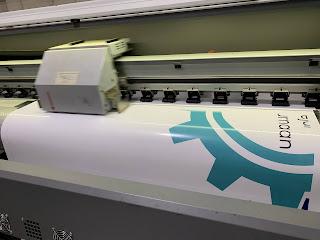 cetak stiker meteran bahan ritrama jakarta