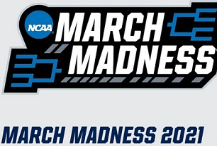 NCAA, Men's Basketball, Tournament, 2021, March Madness, schedule dates, locations, venues, TV times, watch, live stream, rounds, scores, results.