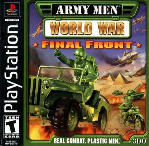 Download Army Men: World War – Final Front (Ps1)