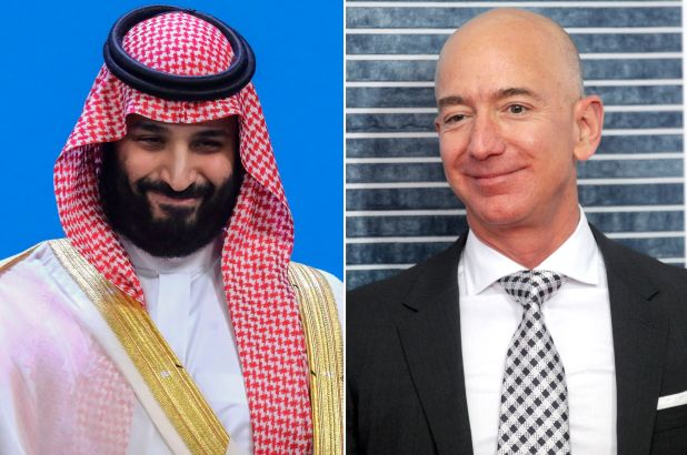 How The Hacking of Jeff Bezos's phone unfolded
