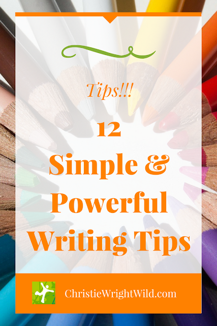 SCBWI writing tips | simple advice for writers | powerful tips for children's book writers