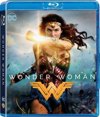 Wonder Woman 2017 480p 450MB HDRip