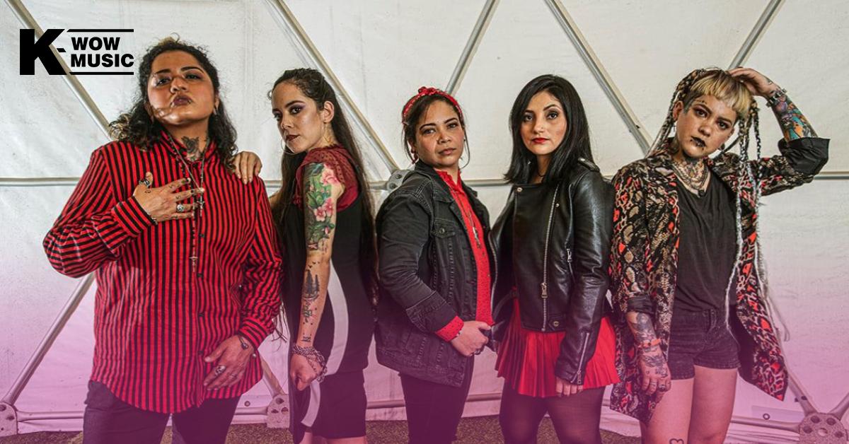 Diana Foronda, Fátima Foronda, Área 7, Girls Of Rock, Festival de música, Domos Art, San Miguel, Lima, Perú