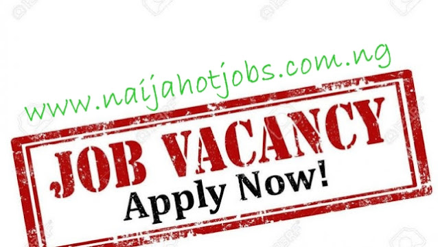 Ongoing recruitment in a Non-governmental Organization in Nigeria