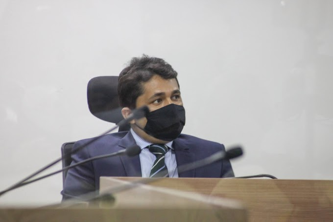Vereador Leandro Félix apresenta seu primeiro requerimento é aprovado por unanimidade