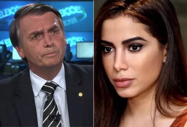 Anitta se revolta, faz cobrança e debocha de Bolsonaro em rede social
