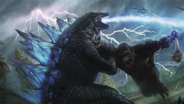 """The premiere of """"Godzilla vs. Kong"""" was postponed two months earlier - the film will be released in March"""