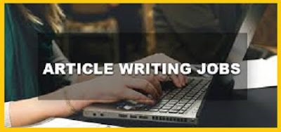 Grow your income by doing writing jobs Online