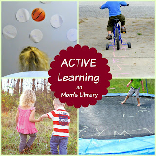 Active Learning Ideas from Mom's Library