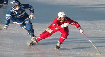 Bandy is the national sport of which country?